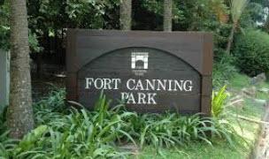 Martin Modern Fort Canning Park