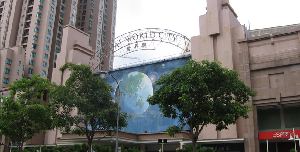 Great World City Martin Modern